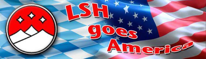 LSH goes America